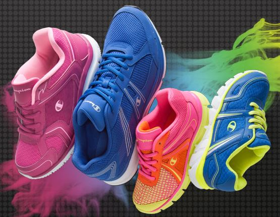 champion athletic shoes