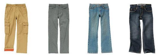 crazy 8 boys pants
