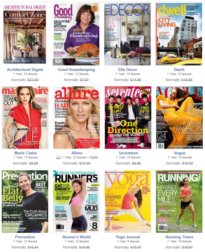 Discountmags coupon code popular science