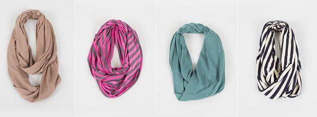downeast infinity scarves