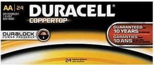 duracell staples deal