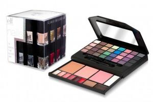 e.l.f. Cosmetics 47-Piece Clutch Palette and 14-Piece Nail Cube
