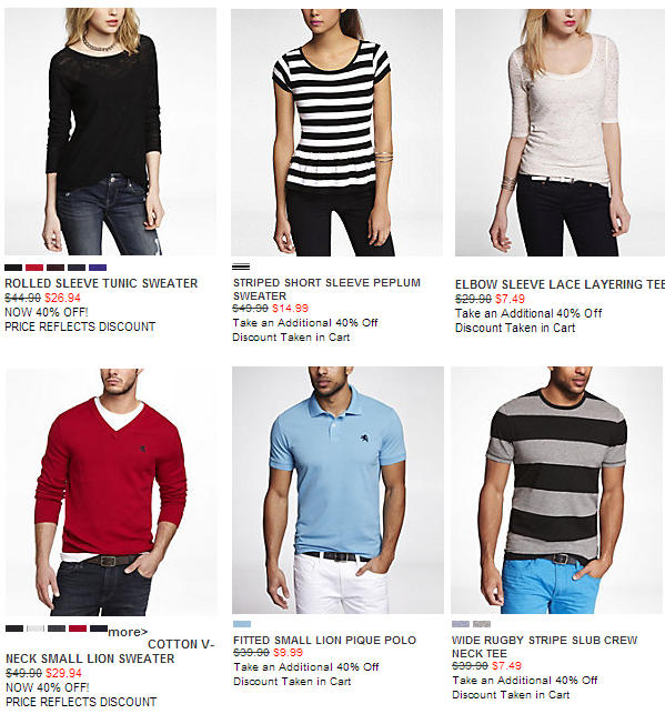 express cyber monday examples