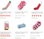kmart holiday socks