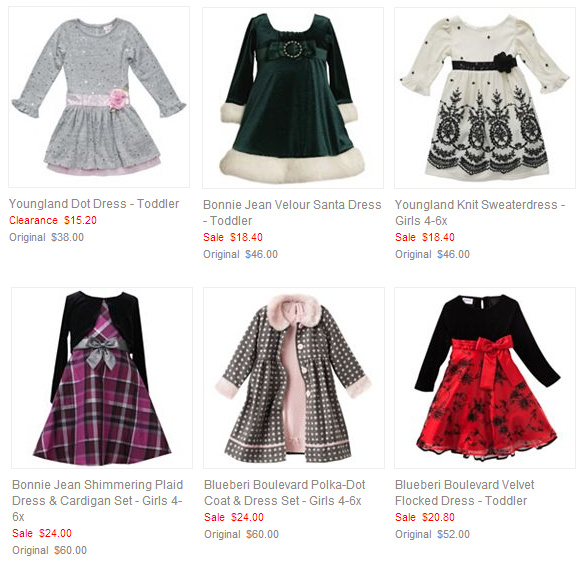 Kohl'S Toddler Holiday Dresses 60