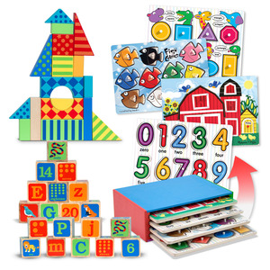 melissa and doug early learning set