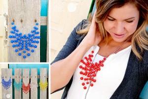 pick your plum statement necklaces