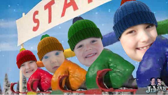 Jibjab Christmas.Jibjab Instant Hilarious Personalized Christmas Cards