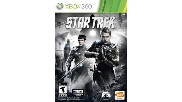 star trek video game