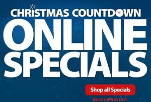 walmart christmas countdown online specials