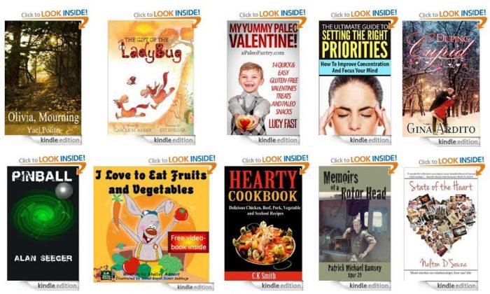 10 free ebooks wednesday