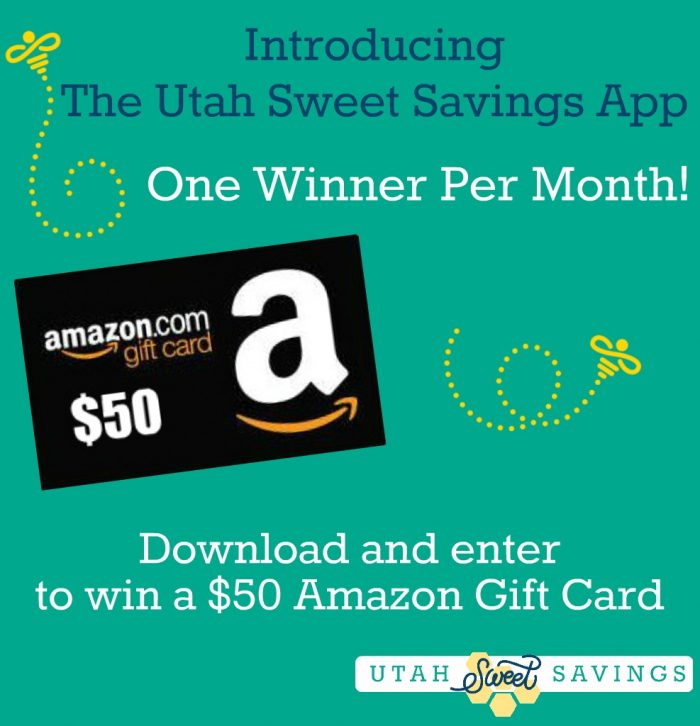 App Giveaway Graphic 501 Giveaway Winners Announced!  Jazz Tickets Redraw! $50 Amazon Gift Card! Just Between Friends!