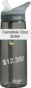 Camelback Bottle Pin 105x300 Camelbak Eddy 32oz Bottle $12.35!! *Price Drop*