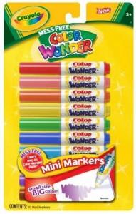 Crayola Color Wonder 10 Mini Markers 191x300 *HOT* Crayola Color Wonder Mini Markers for Just $1.48!!