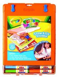 Crayola Color Wonder Travel Tote Crayola Color Wonder Travel Tote for $7.99 (Reg $13.99)!
