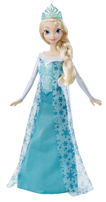 Disney Froxen Princess Elsa Doll Disney Frozen Elsa Barbie Style Doll for $14.99 *HURRY*