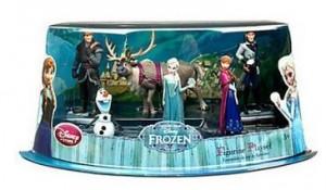 Disney Frozen Exclusive 6-Piece Figure Play Set