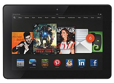 Kindle Fire HDX 7