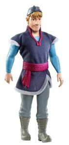 Kristoff Doll 142x300 Disney Frozen Elsa Barbie Style Doll for $14.99 *HURRY*