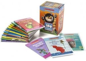 Scholastic Treasury of 90 Storybook Classics DVD Box Set