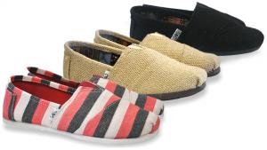 Shoes of Soul Women's Black Flax Espadrille Flats