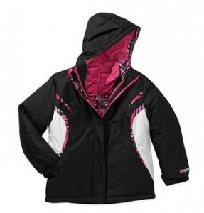 Xpedition Girls' 3 in 1 System Jacket