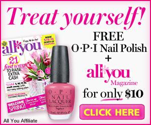 all you opi nail polish deal