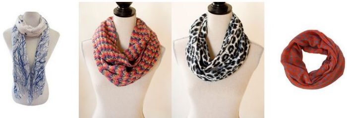 cents of style scarves more