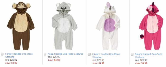 costumes crazy 8