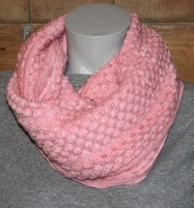cozy infinity scarves