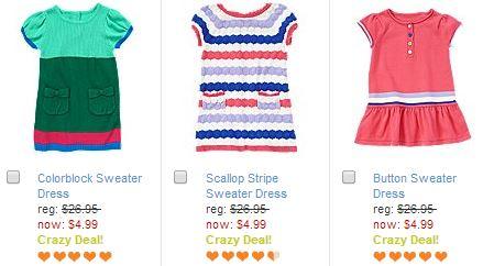 crazy 8 baby girl dresses