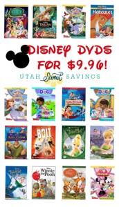 disney dvds copy