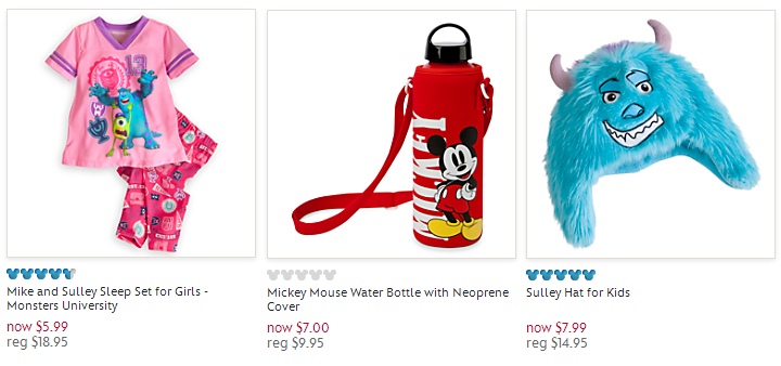 disney store twice upon a year sale free shipping