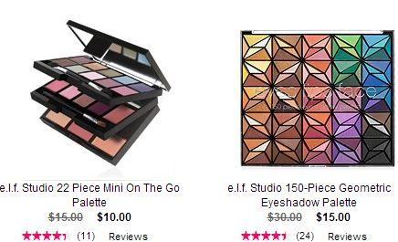 elf cosmetics example