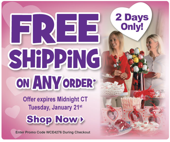 free shipping oriental trading co valentines day