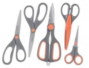 hdx 5 piece scissor combo set