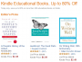 kindle educational books