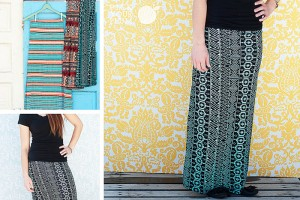 maxi skirts pick your plum