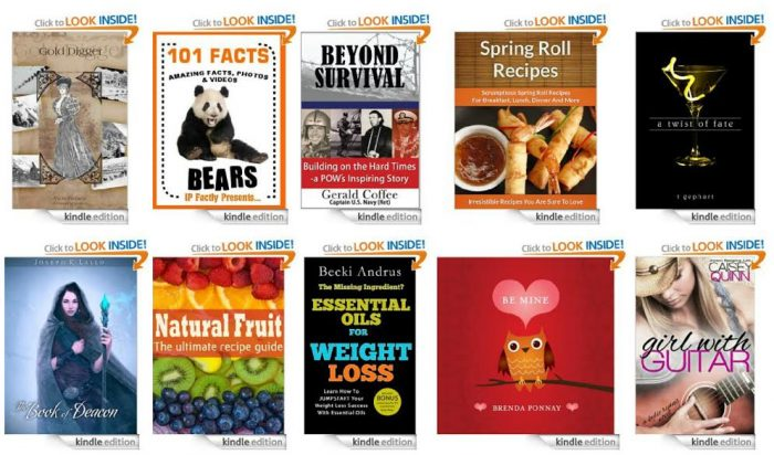 monday free ebooks1 10 FREE eBooks! Essential Oils for Weight Loss, Natural Fruit The Ultimate Recipe Guide, MORE!
