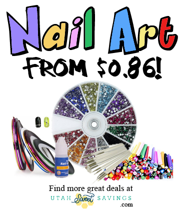 nail art Nail Art Deals from $0.86!