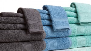 6-Piece versized Towel Set