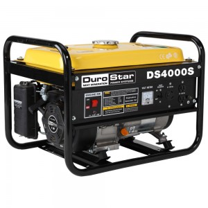 Generator 300x300 DuroStar DS4000S Gas Powered 4000 Watt Portable Generator $249.99 (Reg $499.99)