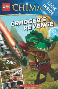 Lego Legends of chima craggers revenge
