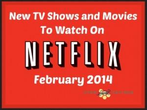 Netflix New Feb 2014