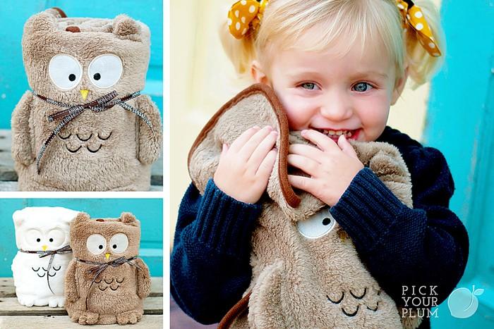 Owl Blankets Adorable Owl Blankets $9.99 (Reg $32.99)
