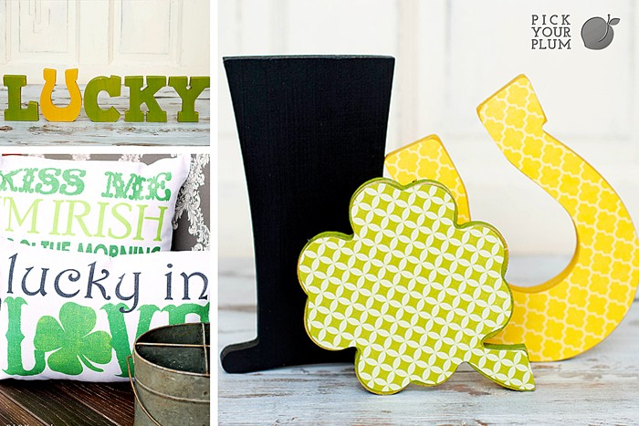 Pick Your Plum St Patricks Day