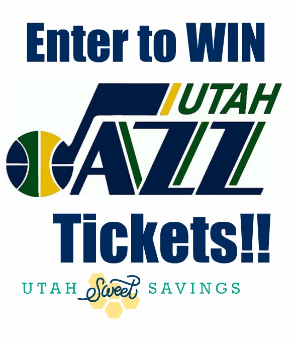 Utah Jazz Ticket Giveaway