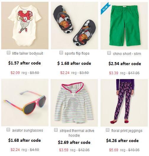 childrens place sale