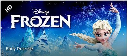 early release frozen