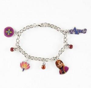8e7bab9cf HOT* Disney Frozen Sale on Zulily! Charm Bracelet for $4.99! – Utah ...